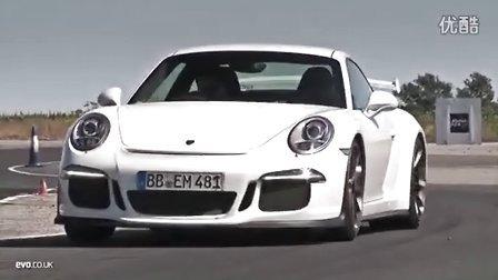 转载: 991 GT3 测评 - EVO 汽车杂志