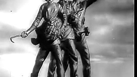 中国老电影《斩断魔爪》上影1953年