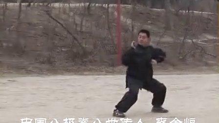 传统八极拳-李金恒