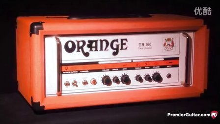 Monsters of High Gain '13 - Orange TH100