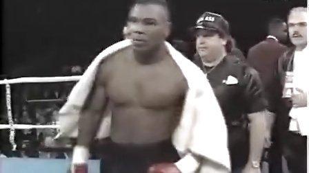 泰森VS多诺万拉多克1战职业拳击第41场比赛1991年3月18日