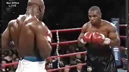 泰森VS埃万德霍利菲尔德2战职业拳击第48场比赛1997年6月28日