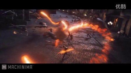 《我,弗兰肯斯坦》首支电影预告 场面火爆
