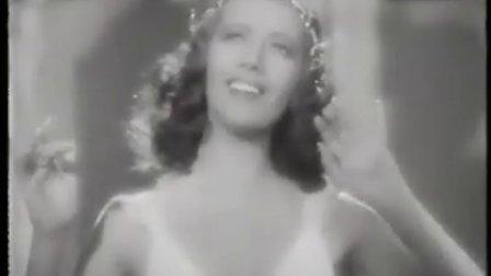 "Lily Pons 演唱 lucia 咏叹调""香烛燃起酸涩的泪水蔓延""1937"