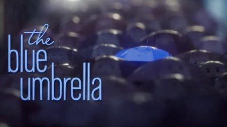 【皮克斯动画短片】蓝雨伞之恋