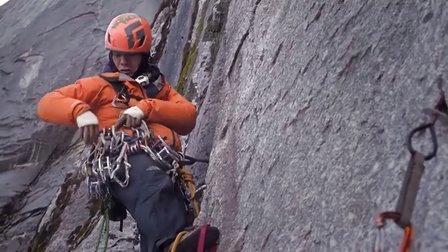 """""""加油""""---布达拉峰的攀登正片"""