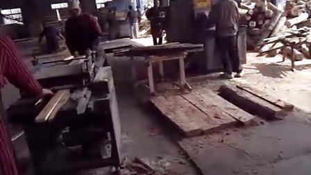 多片锯 圆木多片锯 方木多片锯 原木多片锯 正启机械厂