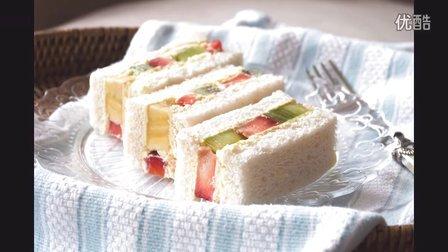 曼食慢语 2015 水果奶油三明治 16