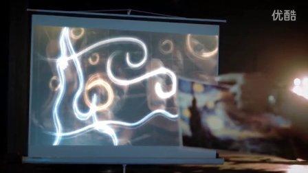 梵高记忆—— 新福克斯光影涂鸦秀