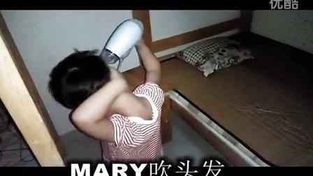 三岁孩子能做什么?——梧桐书院3岁7个月大的MARY生活实录