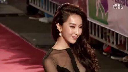 隋棠透视薄纱装车拼众女星  火辣惊吓参半