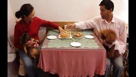 【生日派对】阳阳和艾丰《IF YOUNG》主题,吹蜡烛,吃蛋糕啦!
