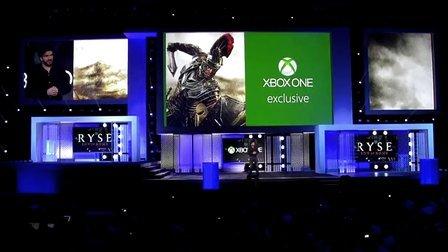 微软 Xbox One 发布会