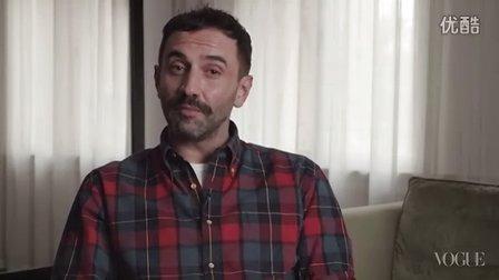 [VIE23独家呈现]GIVENCHY's Riccardo Tisci 专访