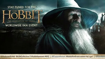 The Hobbit Fan Event - LIVE