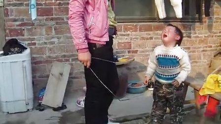粗石江槐木村小帅挨打!