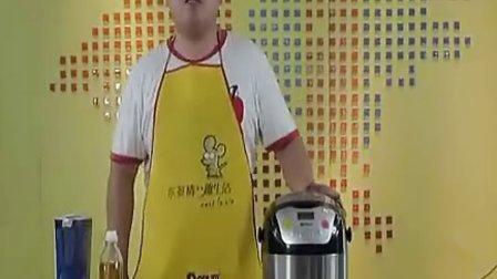 东菱面包机面包制作过程_标清