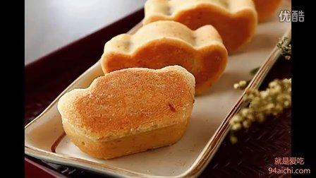 台湾风味凤梨酥的制作方法