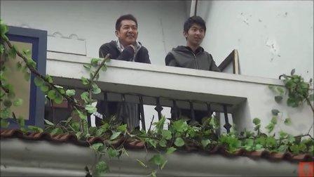 2012.11.10 電視劇十二金錢鏢 探班花絮