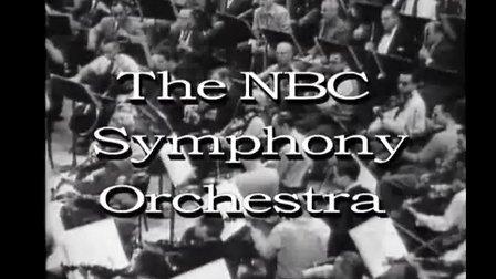 托斯卡尼尼NBC电视音乐会