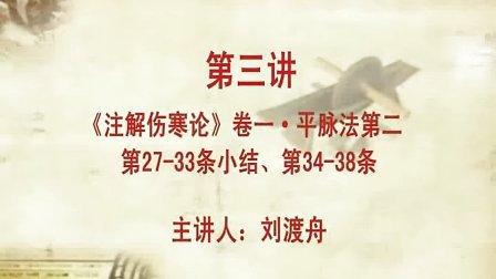 刘渡舟《注解伤寒论》03(字幕版)