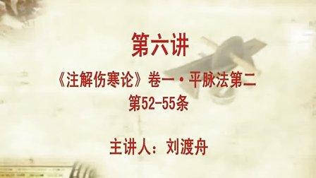 刘渡舟《注解伤寒论》06(字幕版)