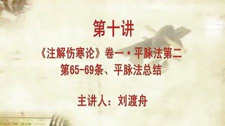 刘渡舟《注解伤寒论》10(字幕版)