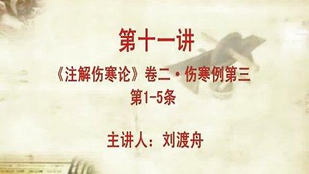 刘渡舟《注解伤寒论》11(字幕版)