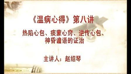 赵绍琴《温病心得》08(字幕版)