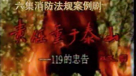王树淮作品--案例剧《火殇》