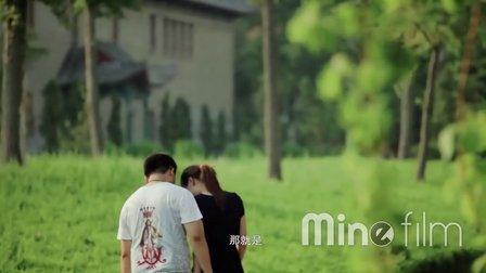 纯爱微电影 大麦影像《拾月初识》微电影婚礼 晓旭和小燕的爱情