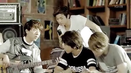 CNBLUE Feel Good中文字幕mv
