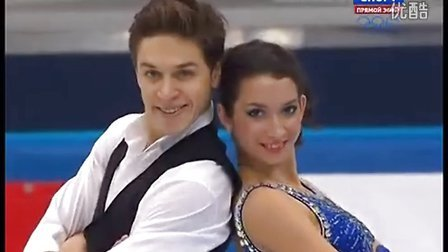 2014 Russian Nats SD Ksenia MONKO Kirill KHALIAVIN