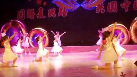 来安县新安镇中心小学滁州文艺汇演节目