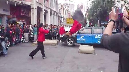 跑酷快闪show