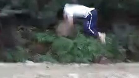 行军跑酷 团队视频