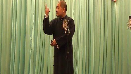 秦永超在济南周末相声俱乐部表演山东快书《打针》