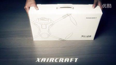 XAircraft Xcope 开箱视频