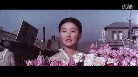 朝鲜电影《卖花姑娘》(日文版)