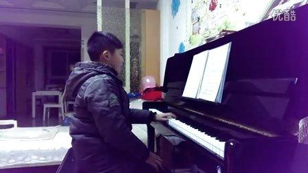 《同桌的你》钢琴试奏 葛老师_tan8.com