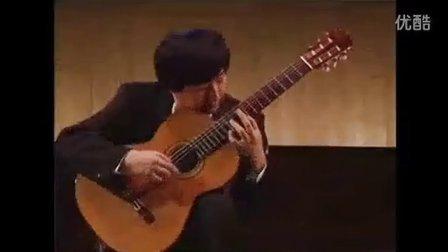 山下和仁古典吉他演奏《爱的罗曼史》