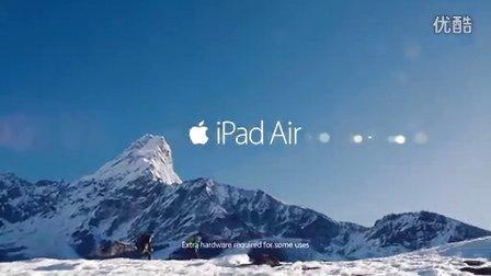 苹果官方宣传片- iPad Air