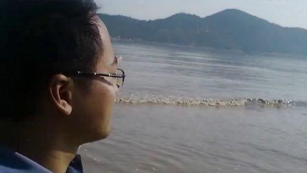 宁波象山县松兰山旅游风景区!