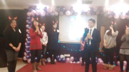 史上最爆笑--年会小品《非诚勿扰》--上海盛丽光电--笑喷!