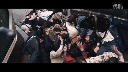 《夺命地铁》刹车灾难发生瞬间精彩片段