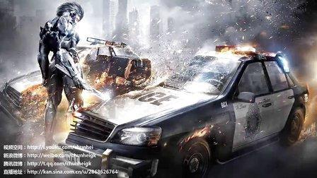 纯黑《合金装备崛起复仇》无伤全收集视频攻略解说 R-03