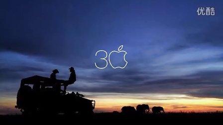 苹果iMac30周年纪念视频《Happy birthday》美国版