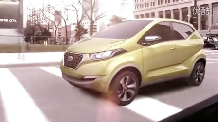 The Way Ahead: Datsun redi-GO CONCEPT