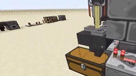 【扁桃教室】Minecraft_我的世界_原版红石自动酿造药水系统_(原创)