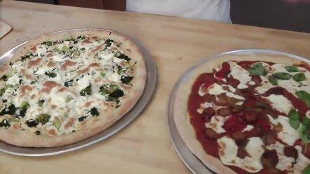 怎么做披萨 How to make Homemade Pizza